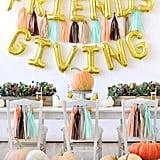 "16"" Friendsgiving Balloons"