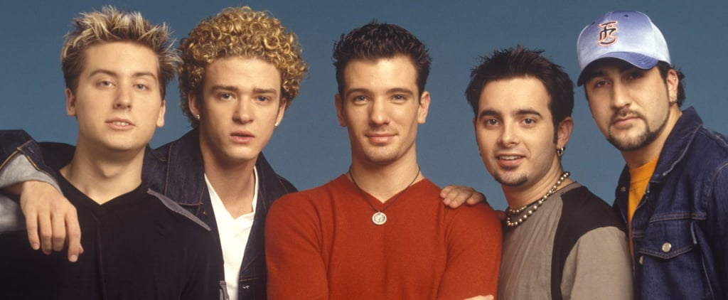 *NSYNC Just Dropped Holiday Merchandise: It's Gonna Be SLEIGH