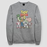 Women's Toy Story Pullover Sweatshirt