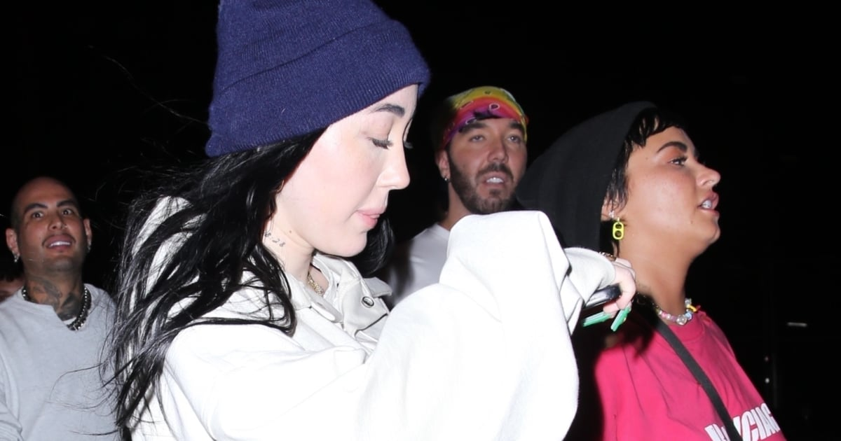 Here's What's Really Going On Between Demi Lovato and Noah Cyrus.jpg
