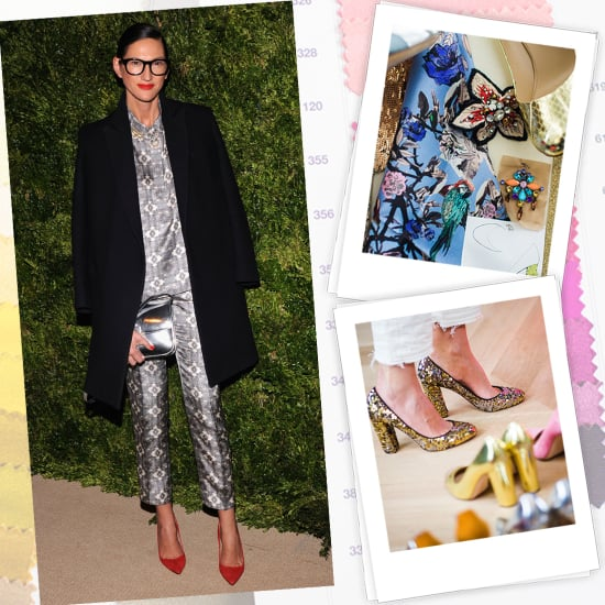 Jenna Lyons in J.Crew Shoes Video 2013