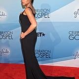 Taraji P. Henson Sizzles on the Red Carpet Ahead of the Golden Globe Awards