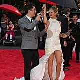 Andrew Morley and Kassandra Clementi, April 2013