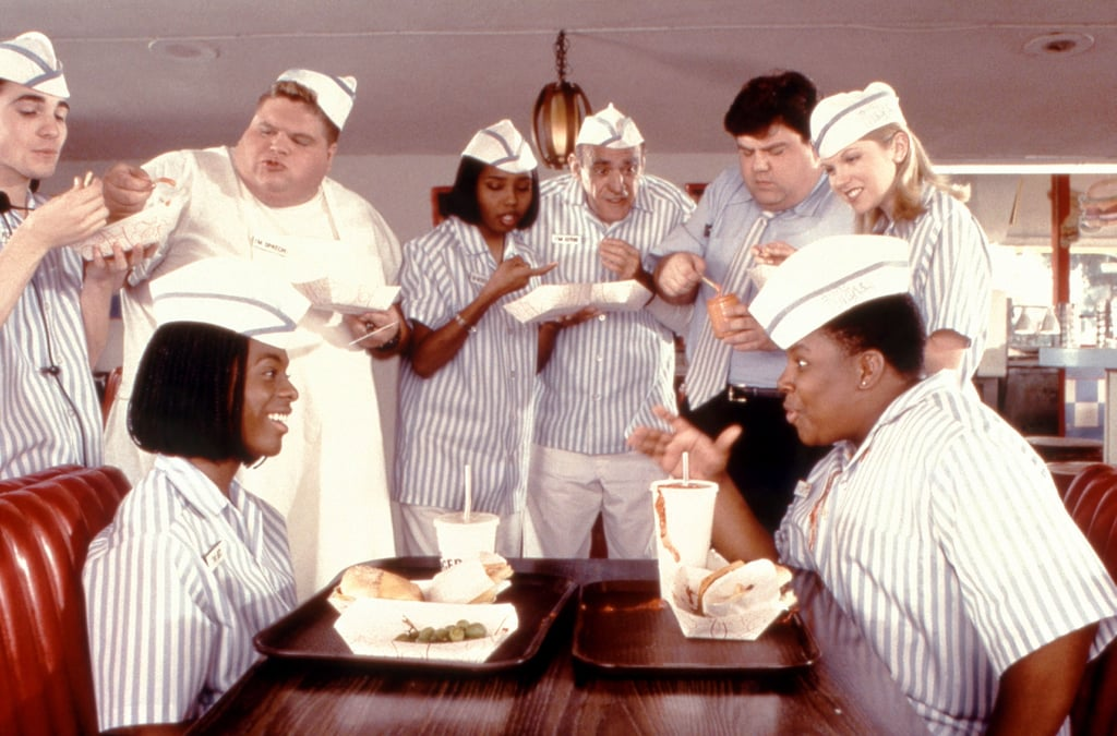 Nickelodeon Good Burger Pop-Up Restaurant