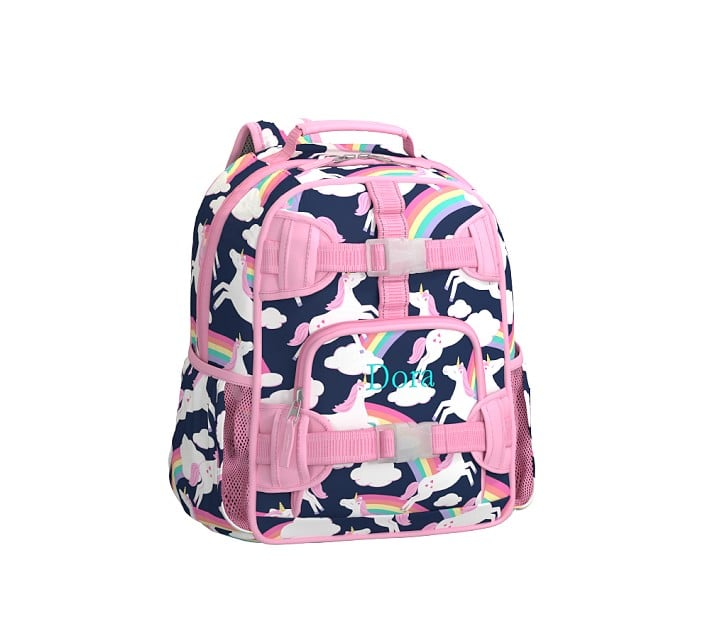 Pottery Barn Kids Pre K Backpack Unicorn Clothes And