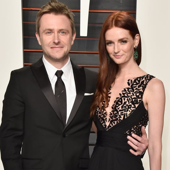 Chris Hardwick Marries Lydia Hearst August 2016