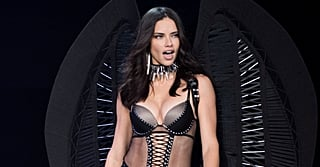 Adriana Lima Declares She Won't Take Off Her Clothes Anymore For an