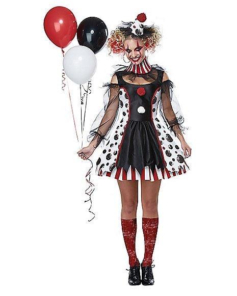 Adult Clown Costume ($50)  sc 1 st  Popsugar & Adult Clown Costume ($50) | Best Spirit Halloween Costumes ...