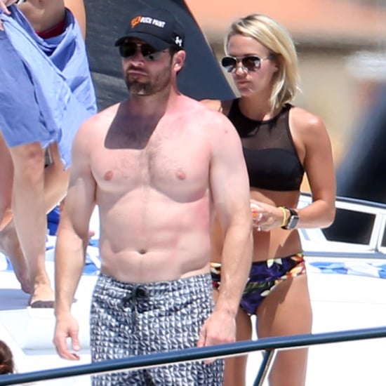 Carrie Underwood Bikini Pictures in Mexico July 2016