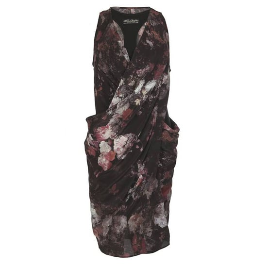 All Saints Irrochka Floral Dress, $270