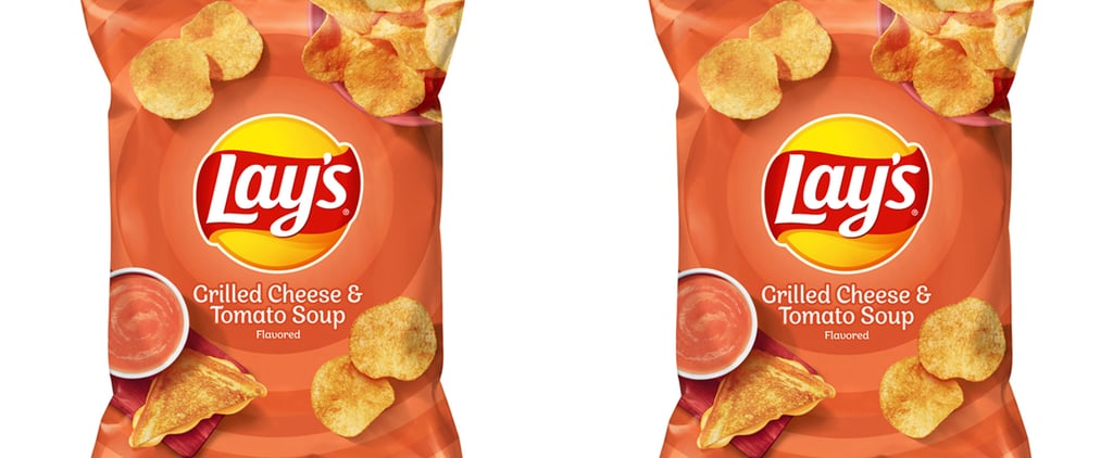 Lay's Is Releasing a Grilled Cheese & Tomato Soup Flavor