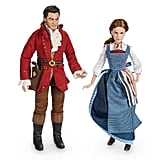 Belle and Gaston Film Collection Doll Set