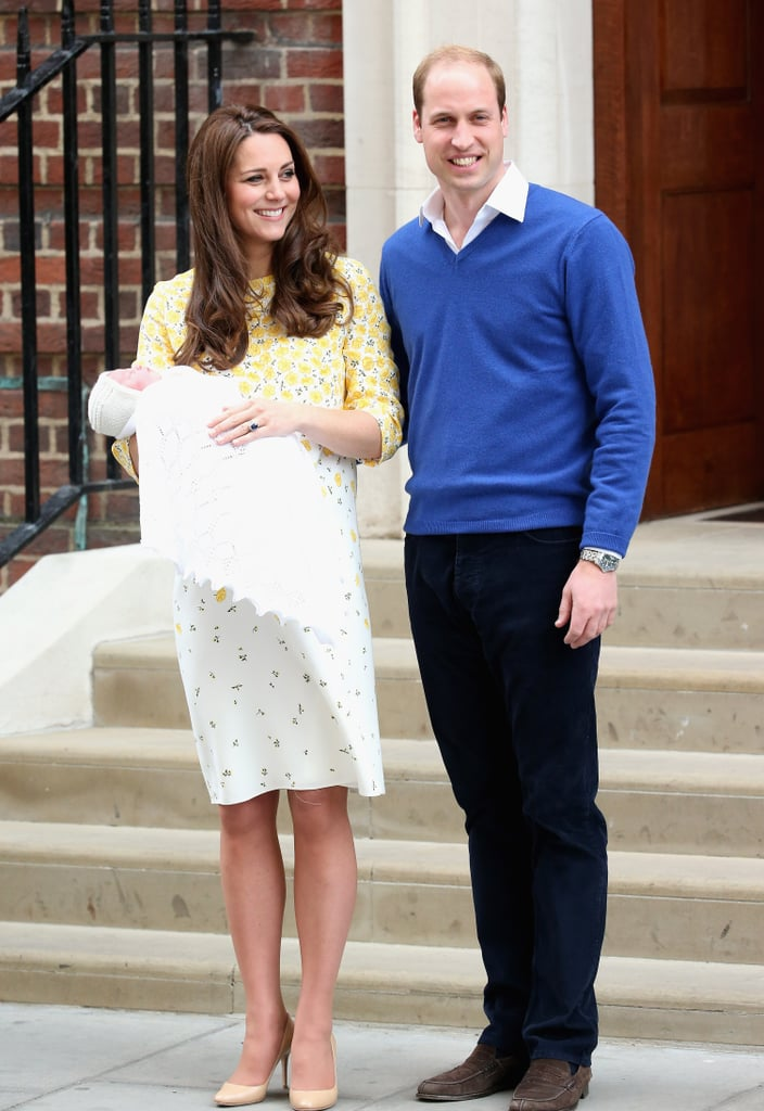 Royal Baby First Appearance Pictures 2015
