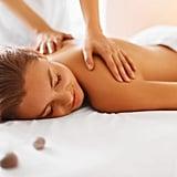 Splurge on a Deep Tissue Massage