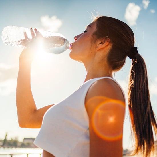 هل يمكن لشرب الماء أن يعزز عملية الأيض?