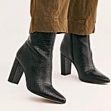 Vegan Callie Boots