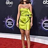 Selena Gomez at the 2019 American Music Awards in November