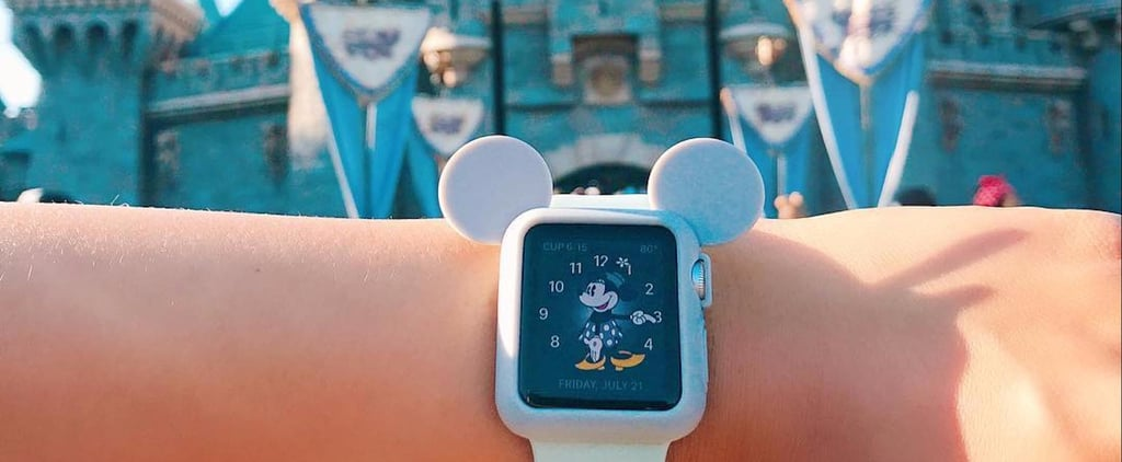 Disney-fy Your Apple Watch With This Adorable Mickey Ears Case — Available on Amazon!