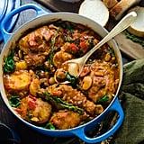 Chicken Chorizo Potato Pot