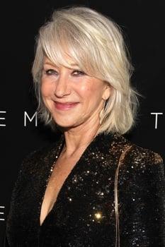 Helen Mirren to Play Man in The Tempest