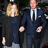 Drew Barrymore Tries on Wedding Veils Ahead of a Party With Will