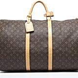 Louis Vuitton Monogram Evasion Boston Luggage ($1,995)