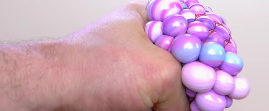 This DIY Squishy Slime Ball Will Help You Relieve Stress and Stay Chill