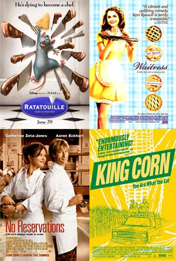 What Is Your Favorite Foodie Film of 2007?