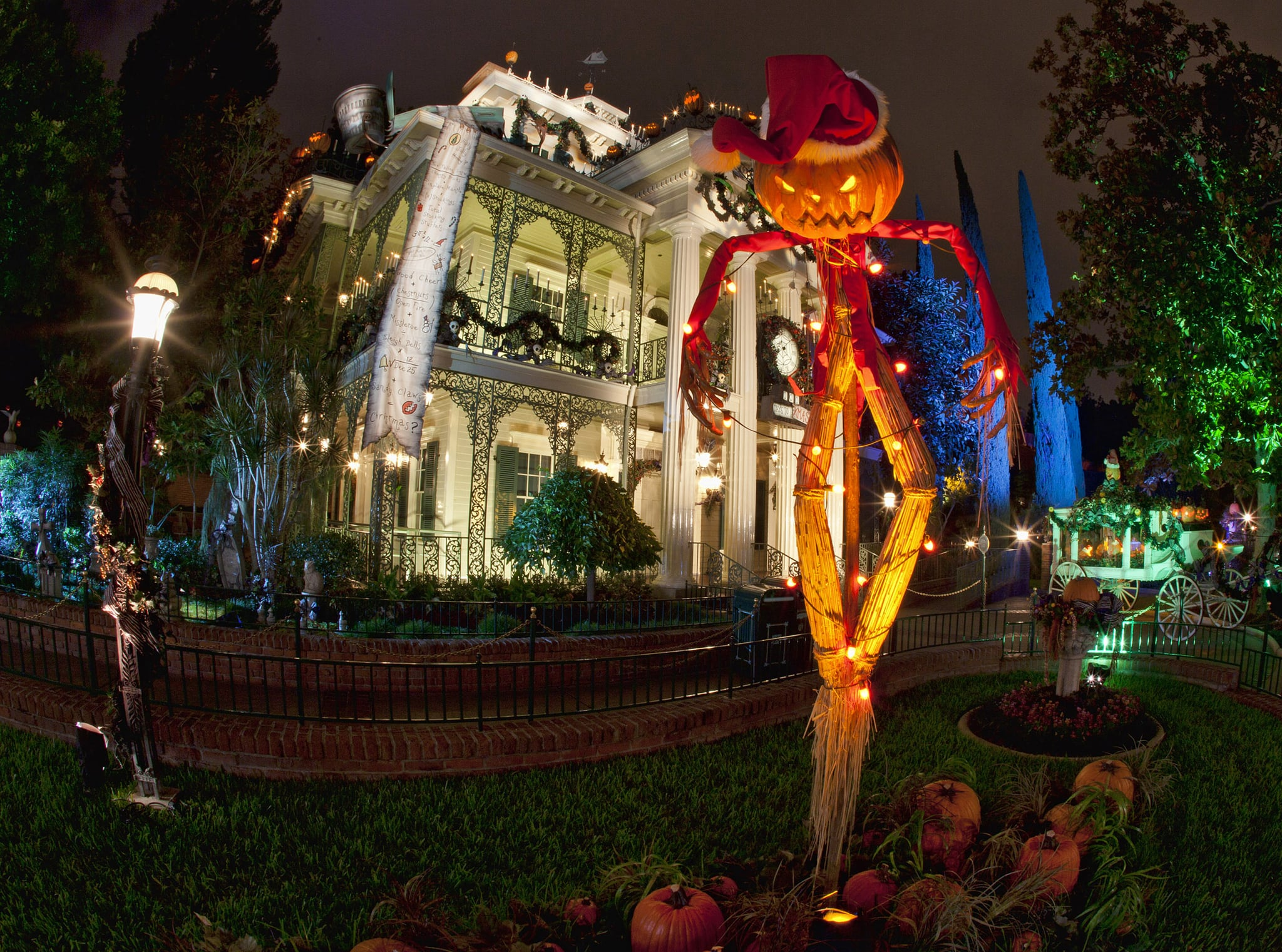 share this link - When Does Disneyland Decorate For Halloween