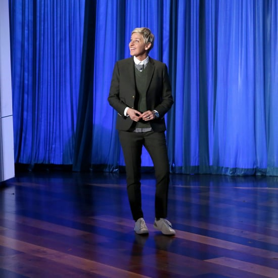 Ellen DeGeneres Talks About Beyonce's Pregnancy Pictures