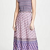 SEA Women's Bianca Smocked Midi Dress