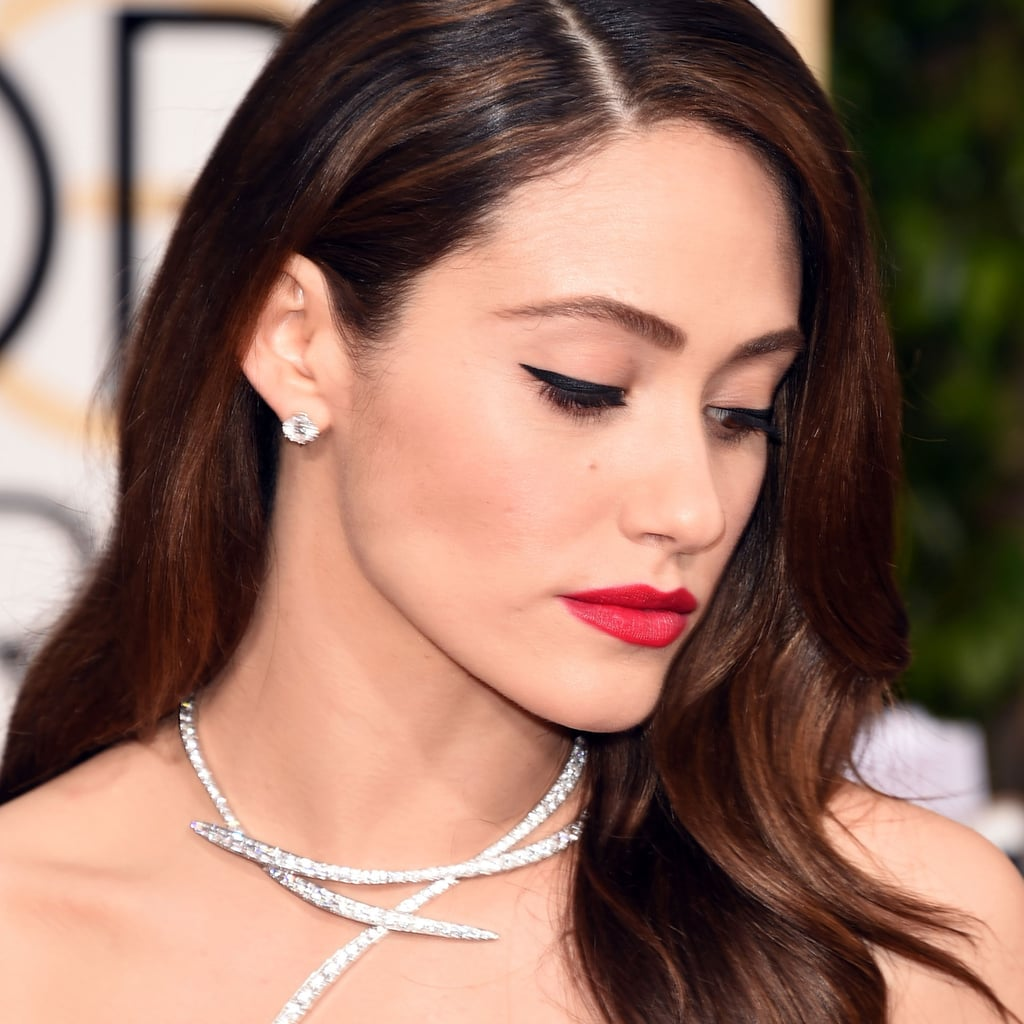 golden globes 2016 red carpet hair and makeup popsugar