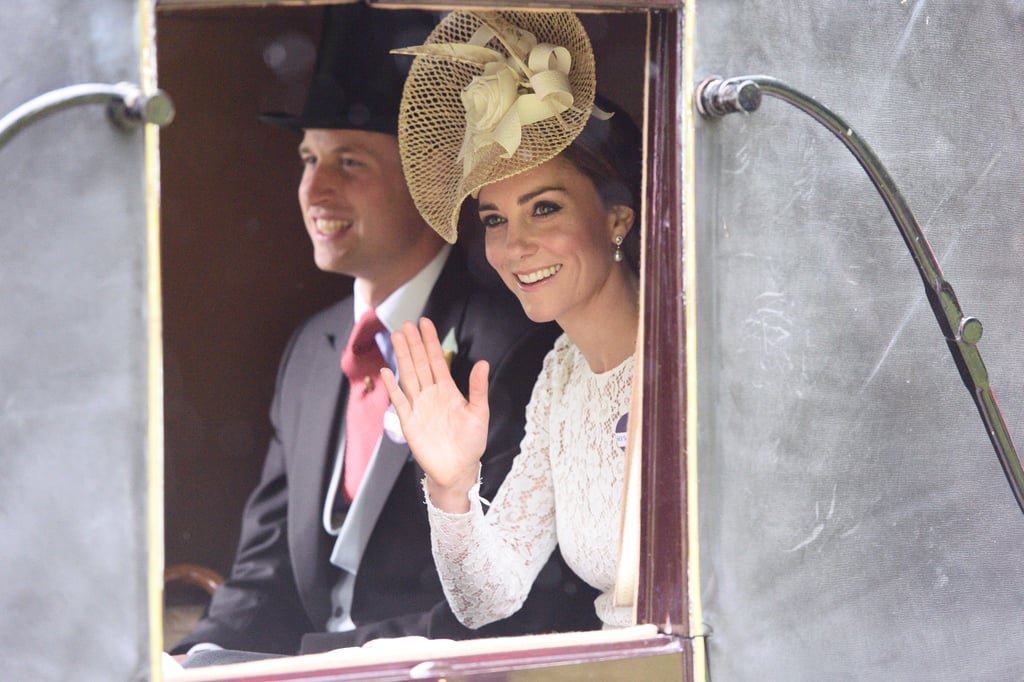 Prince William and Kate Middleton, 2016