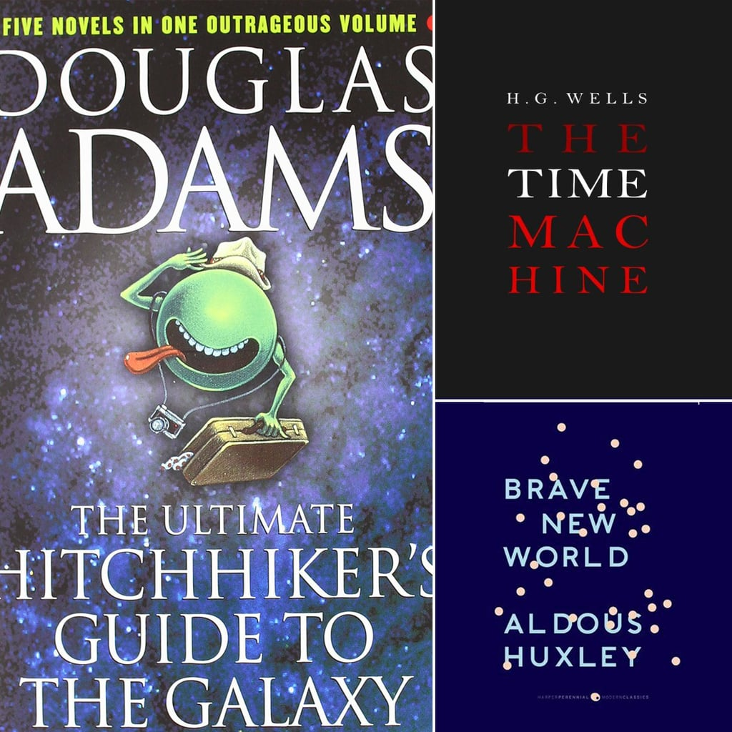 Must-Read Sci-Fi Classics