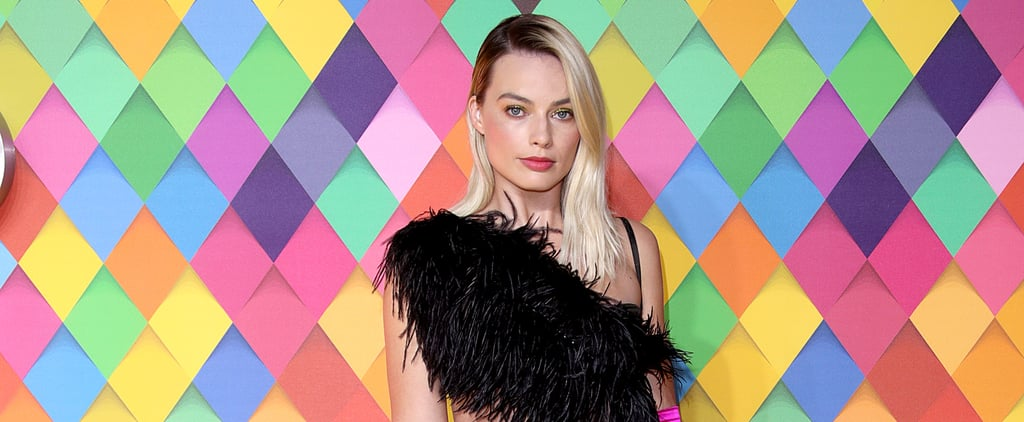 Margot Robbie at the Birds of Prey World Premiere in London