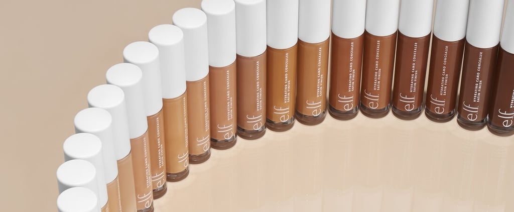 e.l.f. Cosmetics Hydrating Camo Concealer For Dry Undereyes
