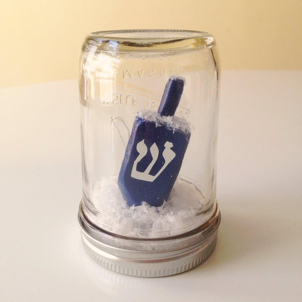 Hanukkah Jar