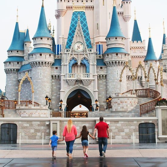 Family Photos at Disney World