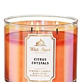 Citrus Crystals 3-Wick Candle