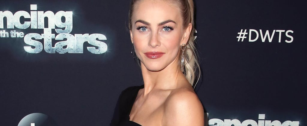 "Julianne Hough Gets Real About the ""Dagger Pains"" Caused by Endometriosis"