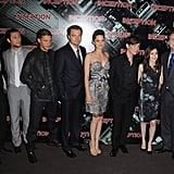 Pictures of Inception Premiere