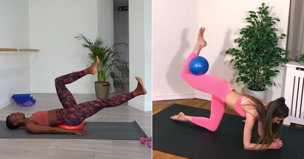 All You Need Is This $12 Ball and These Videos to Strengthen and Sculpt Your Whole Body