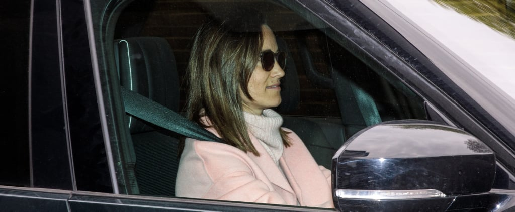 Pippa Middleton Visiting Kate After Royal Baby Birth 2018