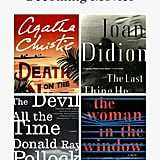 Thriller Books Becoming Movies
