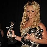 Britney Made Her Comeback