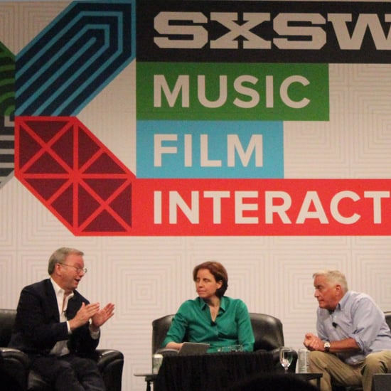 Eric Schmidt Interrupts Megan Smith at SXSW