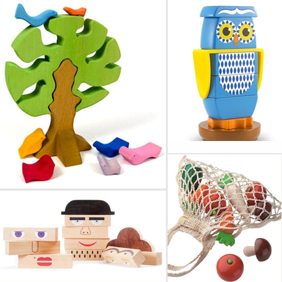 Think Outside the Blocks! 7 Cool, Colorful Wooden Toys