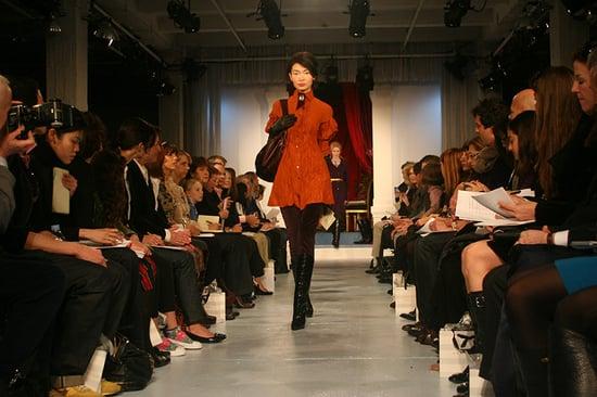 Charles Nolan Fashion Show Fall Winter 2008