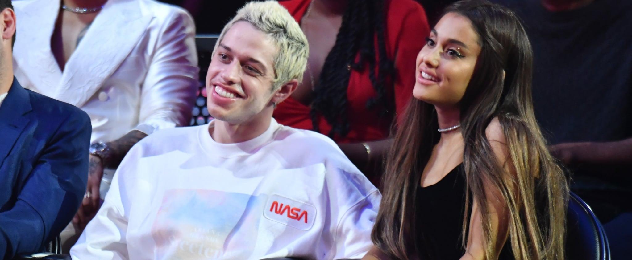 Ariana Grande and Pete Davidson Break Up October 2018