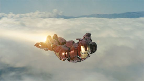 Iron Man Tops the Weekend Box Office